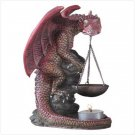 CERAMIC DRAGON OIL BURNER - Code: 30742