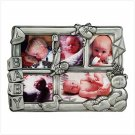 Pewter Baby Collage Frame - Code: 31322