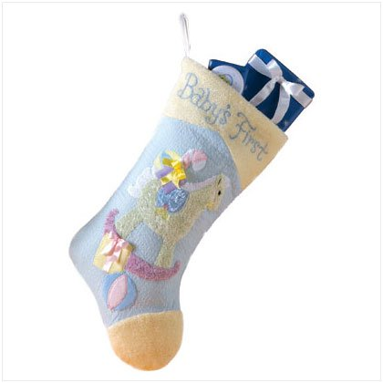 Baby First Christmas Stocking - Code: 37529