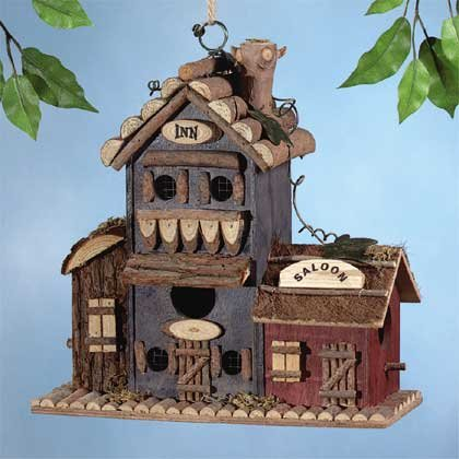 BIRDHOUSE INN AND SALOON - Code: 30203