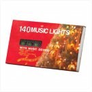 140 MUSICAL CHRISTMAS LIGHTS - Code: 25834