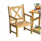 Pine Wood Outdoor Chair - Code: 36700