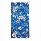 Beach Towel-Blue Hyacinth - Code: 36018