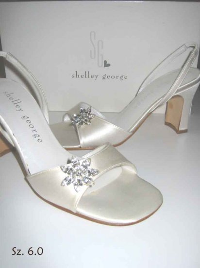SALE Satin Shoes