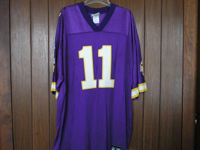 Donte Culpepper Minnesota Vikings Jersey