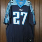 Eddie George Tennessee Titans Football Jersey
