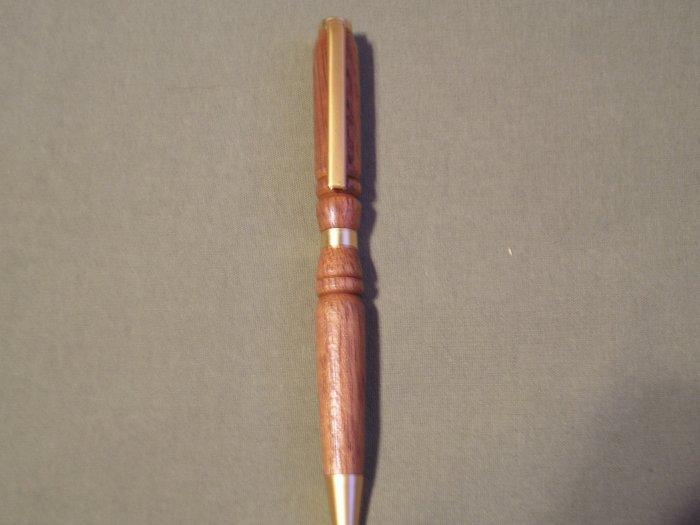 Handmade Mahogany Pen