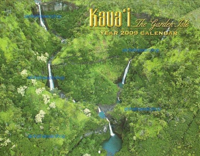 Hawaii Calendar 2009