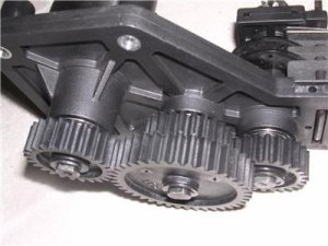 1/5 RC FS Racing Metal Alloy Gear-Buggy Set for Truck