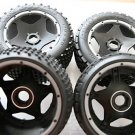 1/5 RC Plastic Wheels/Tires Fits HPI Baja 5B SS 2.0 KM