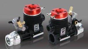 Pro GO 28 (4.59cc) Rear Exhaust CNC Head Marine Engine