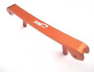 Nitro RC Aluminum Rear Shock Brace Fit HPI 5B 5T 2.0 SS