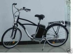 "Electric beach comfort motor Bike Bicycle EV 26"" hybrid"