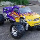 1/5 Nitro RC SMARTECH TITAN 4WD MONSTER TRUCK 28cc RTR