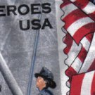 911 American Heroes -  Med