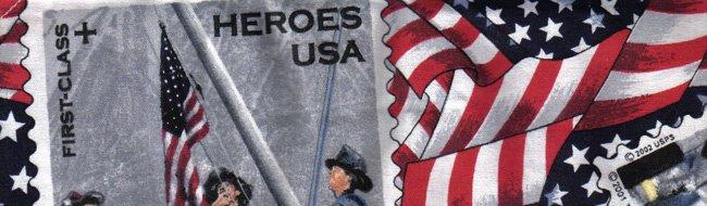 911 American Heroes -  Large