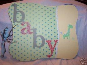 Baby Memory Books