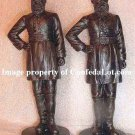 48 General James Longstreet Civil War Huge 6 Inch Statues NEW