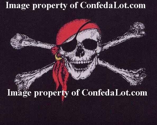 Jolly Roger Skull n Bones Fleece Throw  4ft x 5ft in NEW