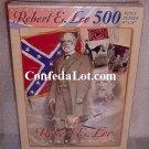 Puzzle Robert E Lee Confederate Flag 500 Piece Puzzle NEW