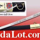 36 Inch Long CSA Sabre Sword Calvary Engraved Sabre Sword NEW Civil War Confederate
