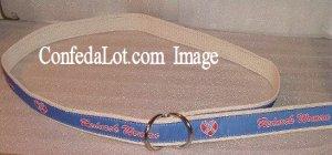 Confederate Belt Redneck Woman Adjustable Belt NEW