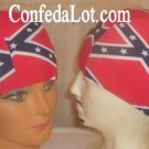 Confederate Swimcap Head Wrap Cap  NEW