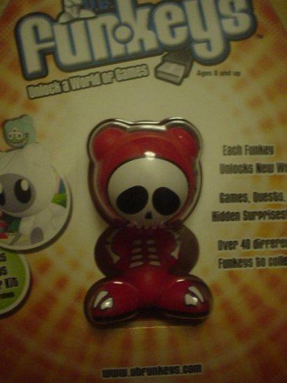 Bones Funkey Funkeys UB Rare