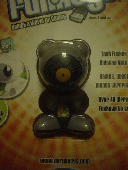 Scratch Funkey Funkeys UB Very Rare
