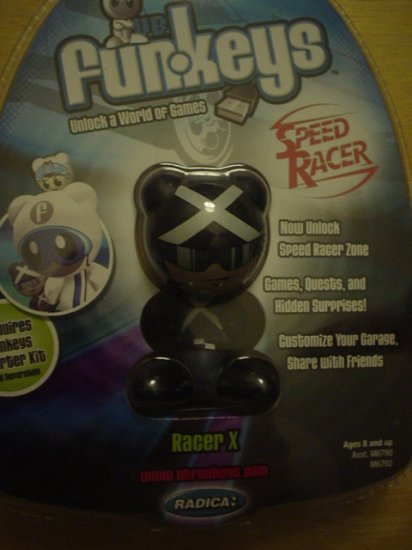 Racer X Funkey Funkeys UB Normal Speed Racer