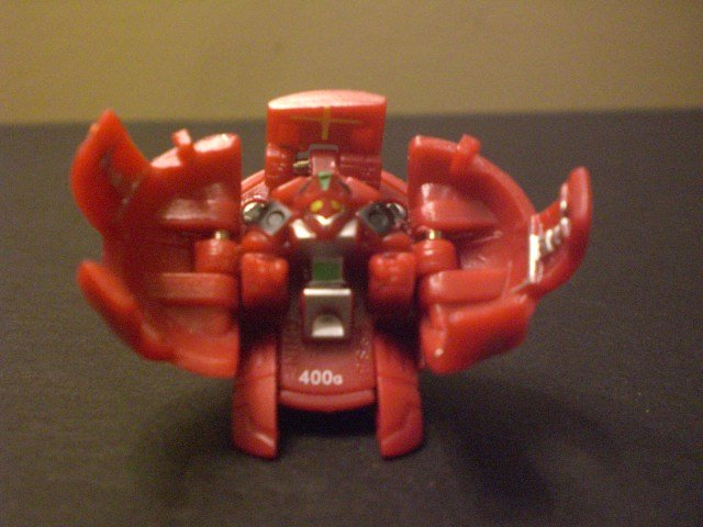 Bakugan Loose Laserman 400G