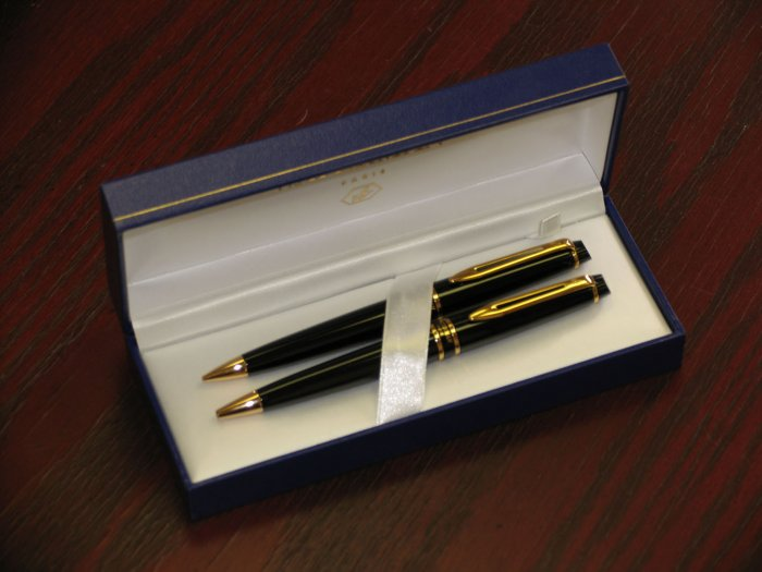 Waterman Expert Set