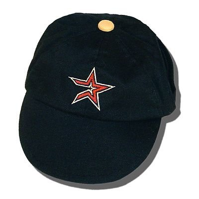 Houston Astros Official MLB Dog Baseball Cap Hat Size Small