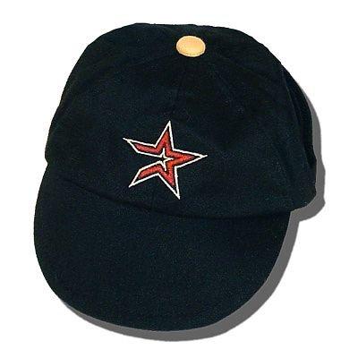 Houston Astros Official MLB Dog Baseball Cap Hat Size Medium/Large