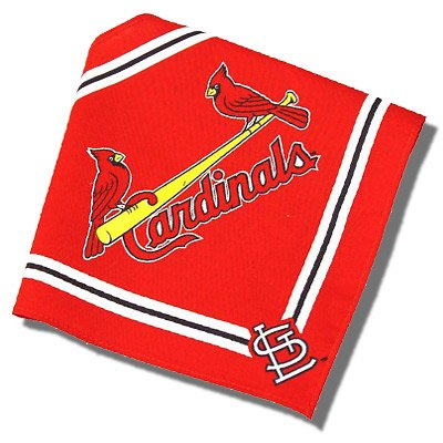 St Louis Cardinals Dog Bandana Size Small