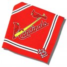 St Louis Cardinals Dog Bandana Size Medium Large