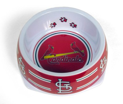 St Louis Cardinals Dog Bowl Size Large Holds 7Cups