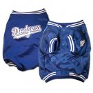 Los Angeles Dodgers MLB Dog Baseball Jacket Coat Size X-Large