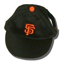 San Francisco Giants MLB Dog Baseball Cap Hat Size M/L