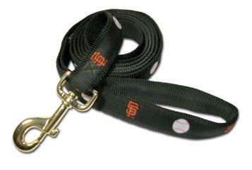 San Francisco Giants MLB Dog Leash 6 Ft Small