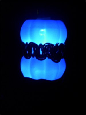 ~ NEW ~  The Car Finder  -  THE ONLY Made To Order REFILLABLE Auto / Home Air Freshener / Nite-Lite!