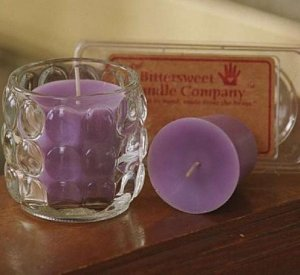 Cinnamon Apples 2 pack Votives