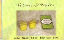 Baby Powder Treat Pack