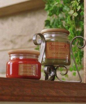 Baby Powder 8 oz Jar Candle