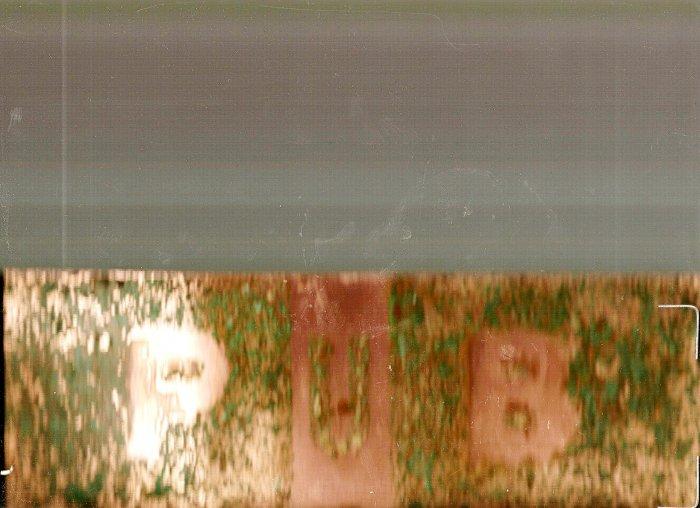 "CUSTOM COPPER SIGN 6"" X 12"""