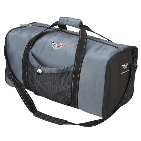 "C5 Corvette Super Duty Expandable 21"" Duffel Bag"