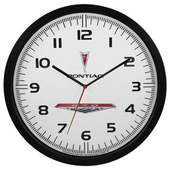 Pontiac GTO Wall Clock