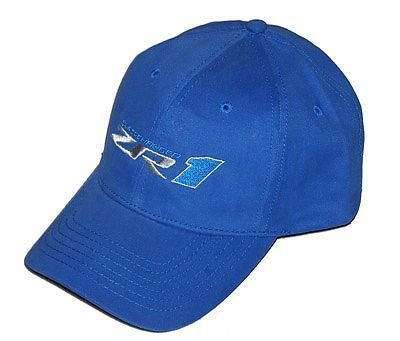"ZR1 Corvette ""Supercharged"" Blue Hat"