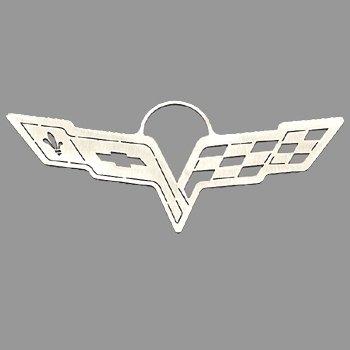 C6 Corvette Nose Emblem Ornament