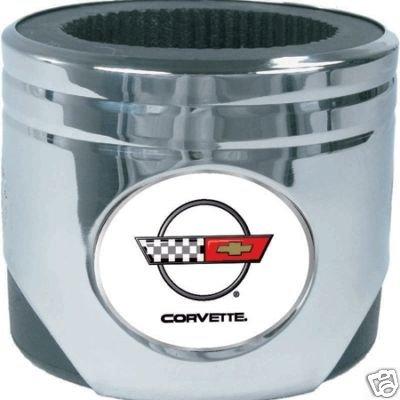 C4 Corvette Piston Head Can Koozie